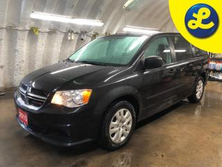 Used 2015 Dodge Grand Caravan SE/SXT Stow N Go * Keyless entry * Dual climate control * Phone connect * Hands free steering wheel controls * Cruise control * Traction control * for sale in Cambridge, ON