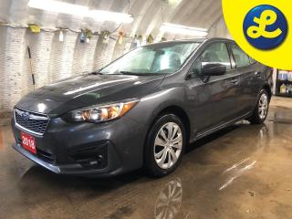 Used 2018 Subaru Impreza AWC * Keyless entry * Phone connect * Back-Up Camera * Apple CarPlay and Android Auto functionality * Hands free steering wheel controls * Cruise cont for sale in Cambridge, ON