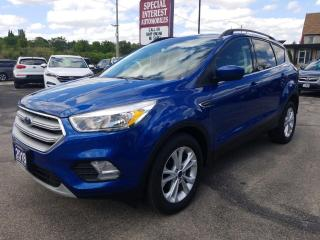 Used 2018 Ford Escape BLUE TOOTH !! REAR CAMERA !! HEATED SEATS !! for sale in Cambridge, ON