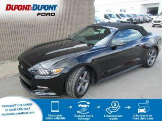 Used 2017 Ford Mustang Décapotable 2 portes V6 for sale in Gatineau, QC
