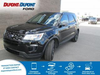 Used 2018 Ford Explorer EXPLORER XLT SPORT 7 PLACES for sale in Gatineau, QC