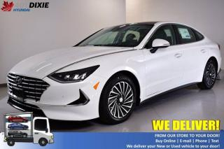 New 2020 Hyundai Sonata Hybrid Ultimate for sale in Mississauga, ON