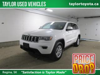 Used 2020 Jeep Grand Cherokee Laredo for sale in Regina, SK