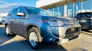 Used 2015 Mitsubishi Outlander 4WD 4dr ES for sale in Lévis, QC