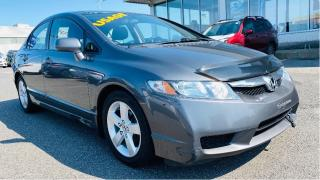 Used 2011 Honda Civic 4dr Auto SE for sale in Lévis, QC