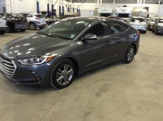 Used 2018 Hyundai Elantra GL jante det angle for sale in Longueuil, QC