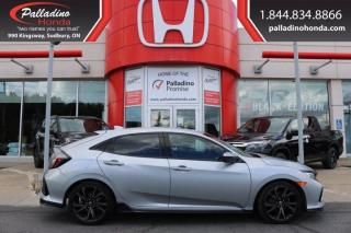 Used 2017 Honda Civic Hatchback Sport Touring-CERTIFIED- for sale in Sudbury, ON