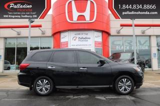 Used 2018 Nissan Pathfinder S-CLEAN-LOW KM-CERTIFIED for sale in Sudbury, ON