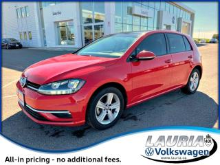 Used 2019 Volkswagen Golf 1.4 TSI Highline - LOW KMS for sale in PORT HOPE, ON