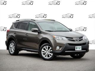 Used 2014 Toyota RAV4 Limited LIMITED AWD - Local One Owner Trade for sale in Welland, ON