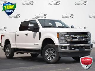 Used 2017 Ford F-250 Lariat LOADED | DIESEL | LEATHER | PANO MOONROOF | ADAPTIVE CRUISE | 360 CAMERA | LOW KM for sale in Waterloo, ON