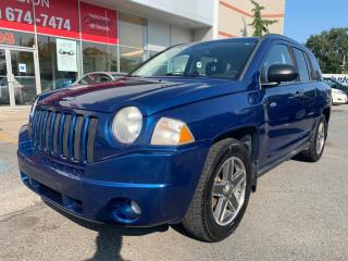 Used 2009 Jeep Compass 4WD 4DR 8 PNEUS for sale in Longueuil, QC
