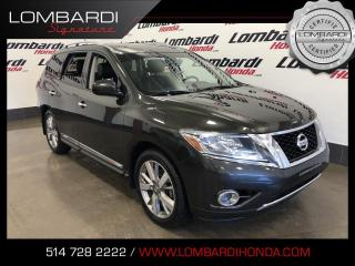 Used 2015 Nissan Pathfinder PLATINE|AWD|NAVI|CUIR| for sale in Montréal, QC