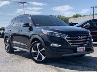 Used 2017 Hyundai Tucson Ultimate LEATHER HEATED/COOLED SEATS, REVERSE CAMERA for sale in Midland, ON