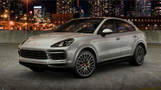 New 2020 Porsche Cayenne E-Hybrid COUPE e-Hybrid Coupe for sale in Langley City, BC