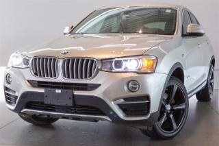 Used 2017 BMW X4 xDrive28i for sale in Langley City, BC