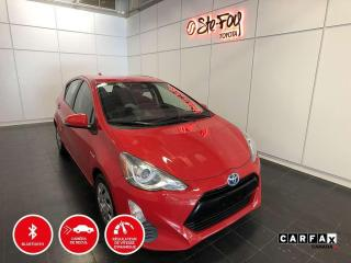 Used 2016 Toyota Prius c Base for sale in Québec, QC