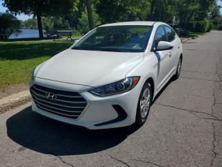 Used 2017 Hyundai Elantra L for sale in Roxboro, QC