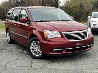 Used 2016 Chrysler Town & Country TOURING CUIR MAGS STOW' N GO for sale in St-Malachie, QC