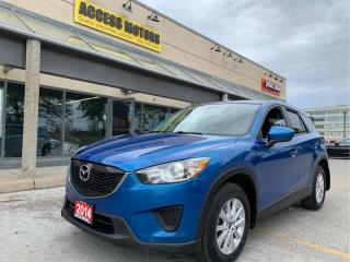 Used 2014 Mazda CX-5 for sale in North York, ON