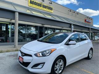 Used 2013 Hyundai Elantra GT 5DR HB AUTO GLS for sale in North York, ON