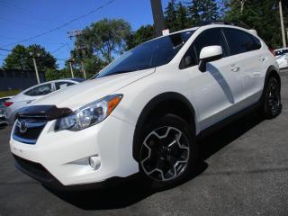 Used 2013 Subaru XV Crosstrek 2.0i TOURING PKG|ONE OWNER|LOW KMS|MANUAL !!! for sale in Burlington, ON