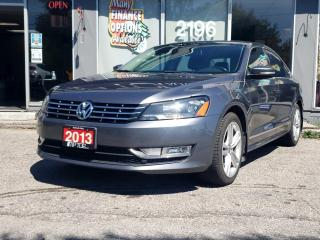 Used 2013 Volkswagen Passat 4dr Sdn 2.0 TDI DSG Highline for sale in Bowmanville, ON
