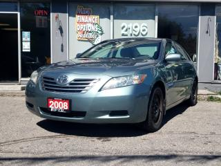 Used 2008 Toyota Camry HYBRID 4dr Sdn for sale in Bowmanville, ON