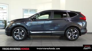 Used 2017 Honda CR-V TOURING + AWD + HONDA SENSING + CUIR! for sale in Trois-Rivières, QC