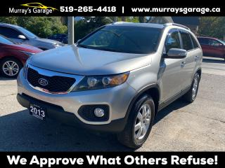 Used 2013 Kia Sorento LX for sale in Guelph, ON