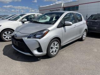 Used 2019 Toyota Yaris * LE * GR ELECT * BLUETOOTH * CAMER DE RECUL * for sale in Mirabel, QC