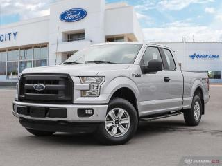 Used 2016 Ford F-150 XL SUPERCAB for sale in Winnipeg, MB