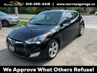 Used 2013 Hyundai Veloster for sale in Guelph, ON