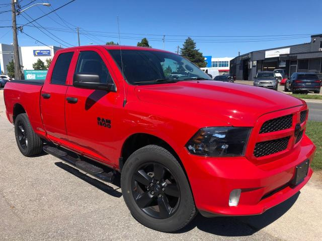 2018 RAM 1500 GREAT CONDITION, ONE OWNER