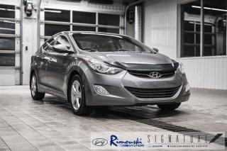 Used 2012 Hyundai Elantra GLS chez Rimouski Hyundai for sale in Rimouski, QC