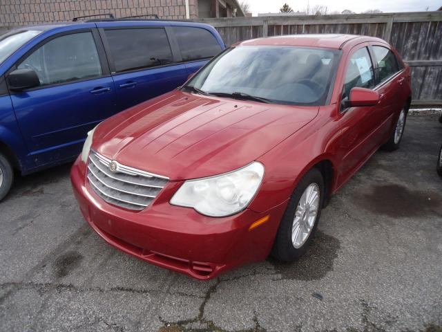 2007 Chrysler Sebring 4D
