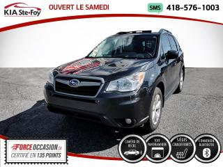 Used 2014 Subaru Forester * 2.5I TOURING *BLUETOOTH* JAMAIS ACCIDE for sale in Québec, QC