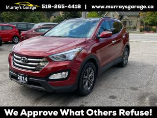 Used 2014 Hyundai Santa Fe Sport Luxury for sale in Guelph, ON