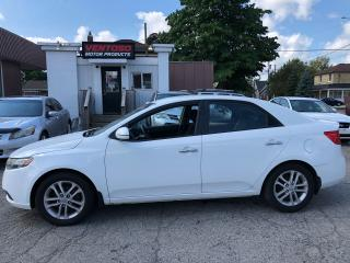 Used 2011 Kia Forte EX for sale in Cambridge, ON