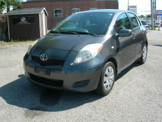 Used 2010 Toyota Yaris RS for sale in Oshawa, ON