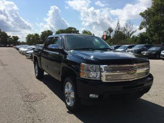 Used 2010 Chevrolet Silverado 1500 LTZ for sale in London, ON