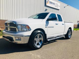 Used 2012 RAM 1500 Big Horn (Outstanding Condition) for sale in Mississauga, ON