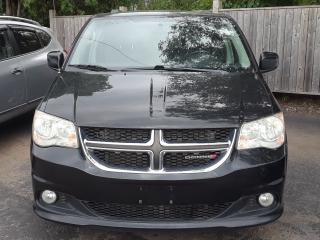 Used 2012 Dodge Grand Caravan Crew Plus for sale in Welland, ON