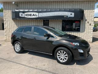 Used 2011 Mazda CX-7 GX for sale in Mount Brydges, ON