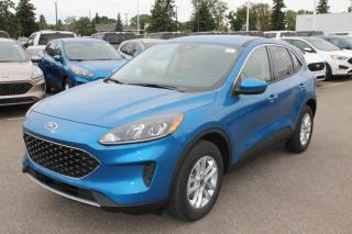 New 2020 Ford Escape SE 200A, 1.5L Ecoboost, Auto Start/Stop, Heated Seats, Lane Keeping System, Pre-Collision Assist, Remote Keyless Entry/Keypad, Reverse Camera System, Navigation for sale in Edmonton, AB