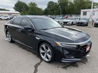 Used 2020 Honda Accord Sedan Touring 4dr FWD Sedan for sale in Brantford, ON