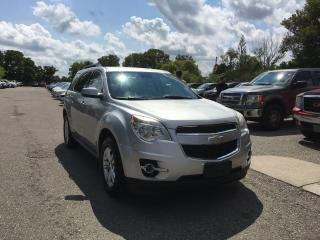 Used 2012 Chevrolet Equinox 1LT . Rear camera! Excellent condition. for sale in London, ON