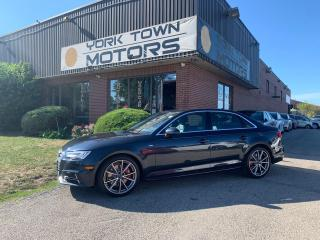Used 2017 Audi A4 S-Line/ProgressivePlus/AWD/Nav/RCam/19''RS5 Wheels for sale in North York, ON
