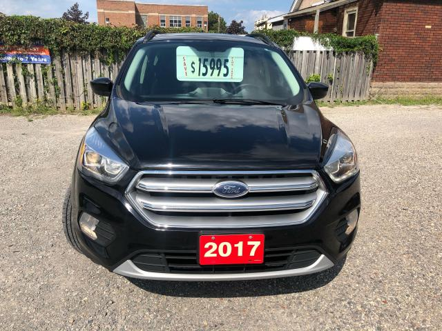 2017 Ford Escape SEp