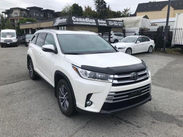 2019 Toyota Highlander XLE  3.5L 295HP 8 SPD AUTO